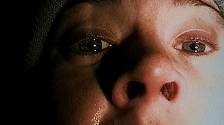 Estas películas terror afectaron a sus protagonistas en la vida real - The Blair Witch Project