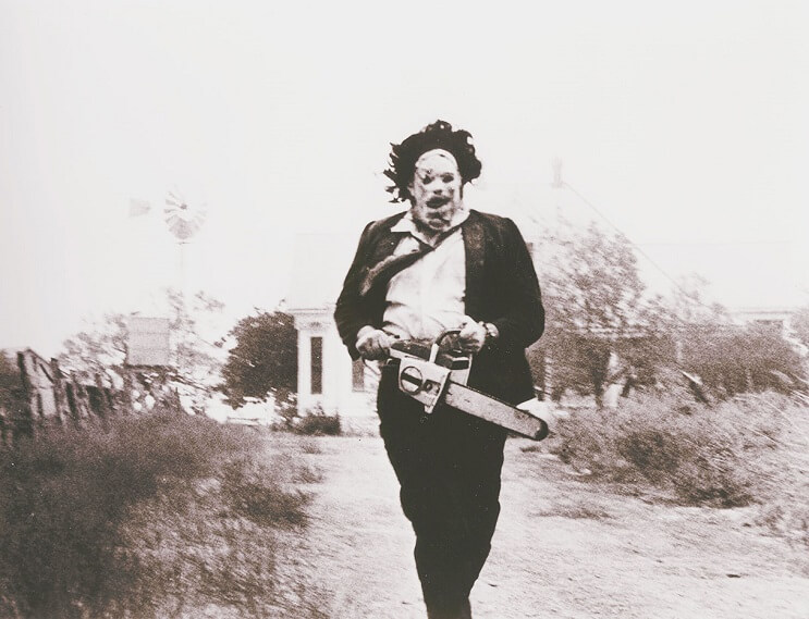 Estas películas terror afectaron a sus protagonistas en la vida real - The Texas ChainSaw Massacre