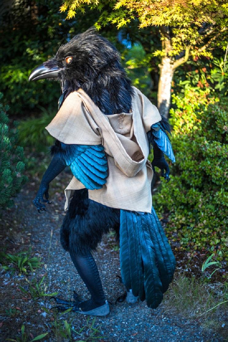 Este artista ha sorprendido a los fans de Calabozos y Dragones con un espectacular traje 2