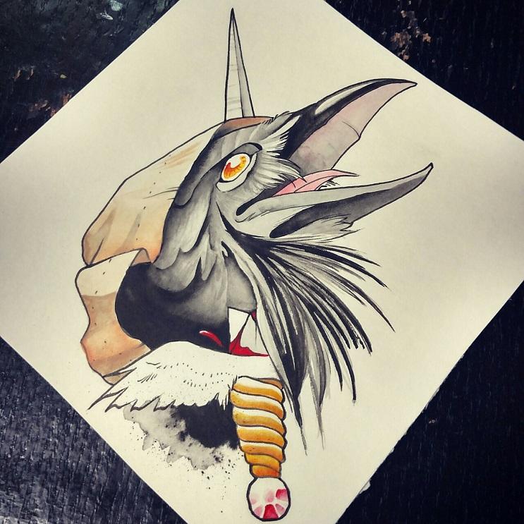 Este artista ha sorprendido a los fans de Calabozos y Dragones con un espectacular traje 3