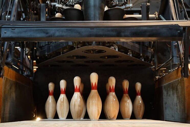 Este bowling te parecerá el más lujoso que has visto en tu vida 3