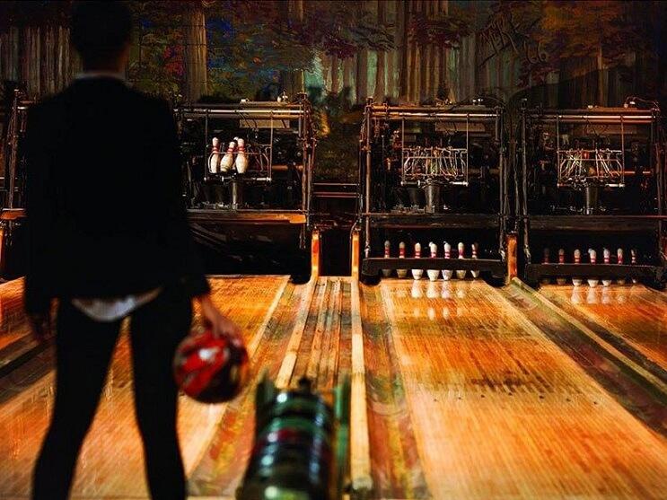 Este bowling te parecerá el más lujoso que has visto en tu vida 7
