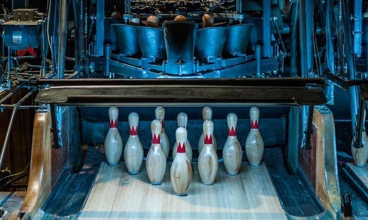 Este bowling te parecerá el más lujoso que has visto en tu vida 8