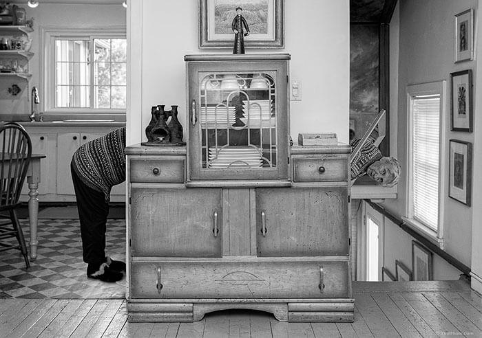 Este fotógrafo hizo de su madre de 91 años parte de su trabajo logrando una nueva visión de la vida 04