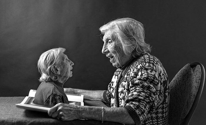 Este fotógrafo hizo de su madre de 91 años parte de su trabajo logrando una nueva visión de la vida 10