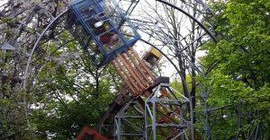 Este parque de diversiones fue hecho a mano por un solo hombre