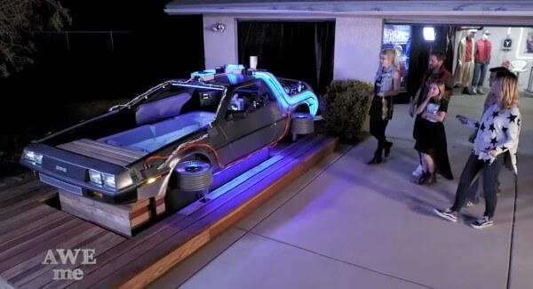 Estos muchachos hicieron la transformación del DeLorean más inusual de todas 02