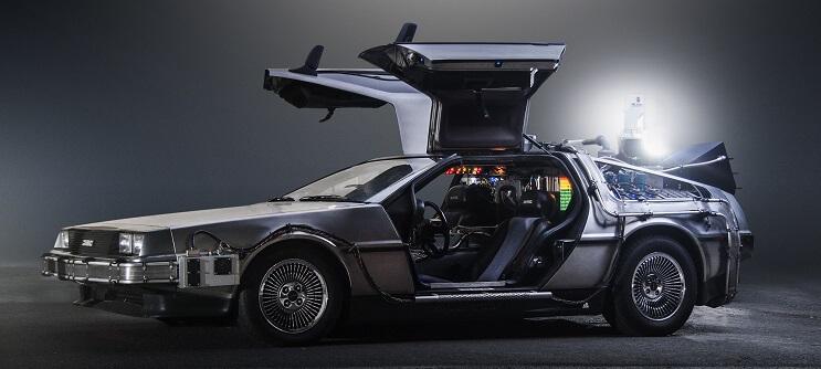 Estos muchachos hicieron la transformación del DeLorean más inusual de todas 06
