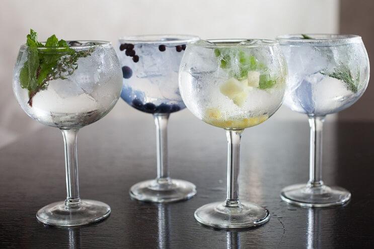 Estudio demuestra que beber entre cinco y doce gin tonics diarios equivale a dos horas de ejercicio 01