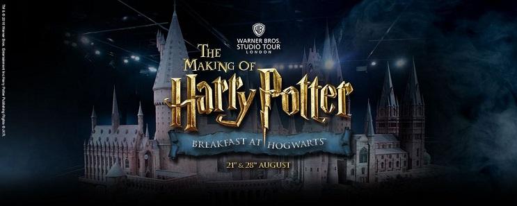 Fanáticos de Harry Potter Ahora puedes tomar desayuno en Hogwartz y sentirte como todo un mago 01