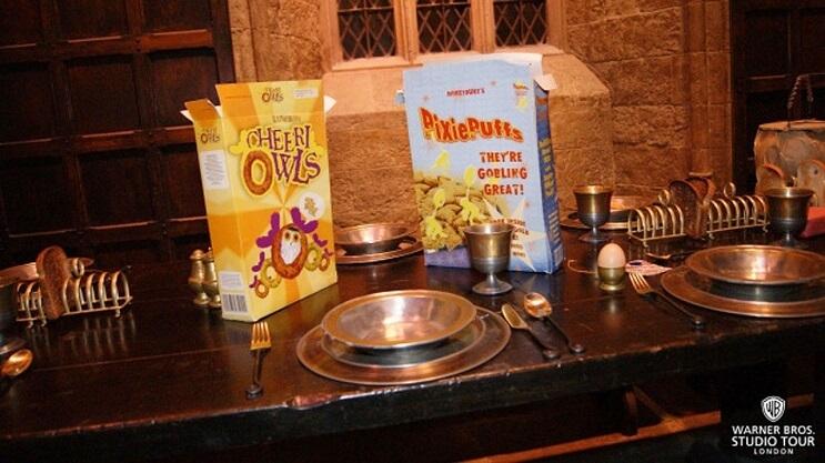 Fanáticos de Harry Potter Ahora puedes tomar desayuno en Hogwartz y sentirte como todo un mago 02