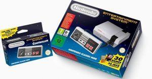 Fanáticos de los videojuegos: Nintendo anuncia el lanzamiento de un nuevo NES