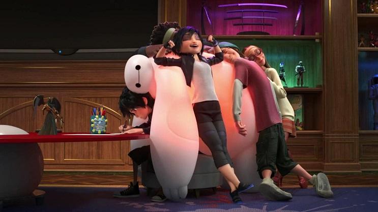 Fan.tasia el nuevo mashup de Disney que no te puedes perder - Big Hero 6