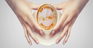 Gracias a una increíble máquina podrás tomar café con tu foto impregnada en él