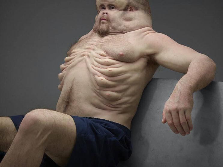 Graham, el único ser humano capaz de sobrevivir a los accidentes de tránsito 3