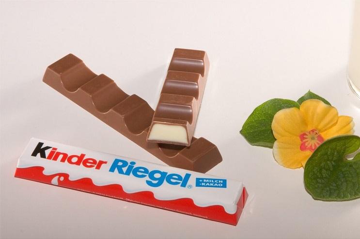 Hallan sustancias cancerígenas en tres conocidas marcas de chocolate - Kinder 1