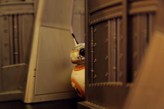 Hasbro presenta a los finalistas de su concurso de fotografía con juguetes de Star Wars 01