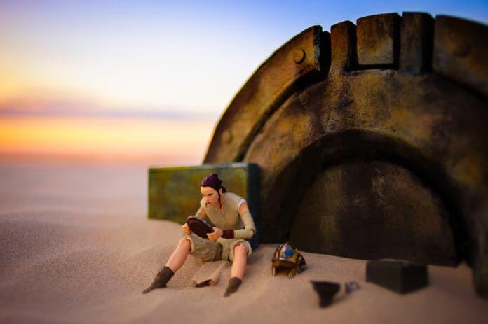 Hasbro presenta a los finalistas de su concurso de fotografía con juguetes de Star Wars 04