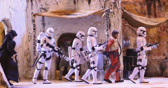 Hasbro presenta a los finalistas de su concurso de fotografía con juguetes de Star Wars 09