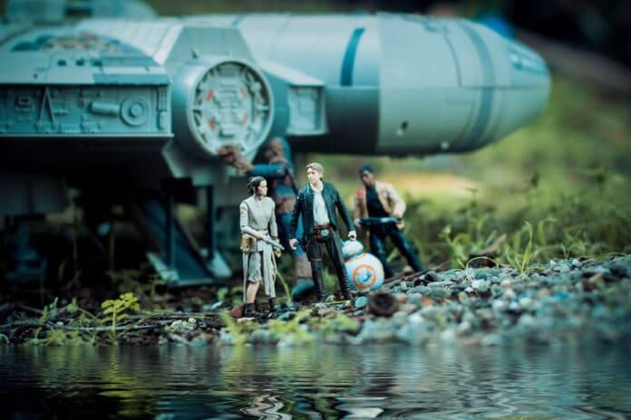 Hasbro presenta a los finalistas de su concurso de fotografía con juguetes de Star Wars 10