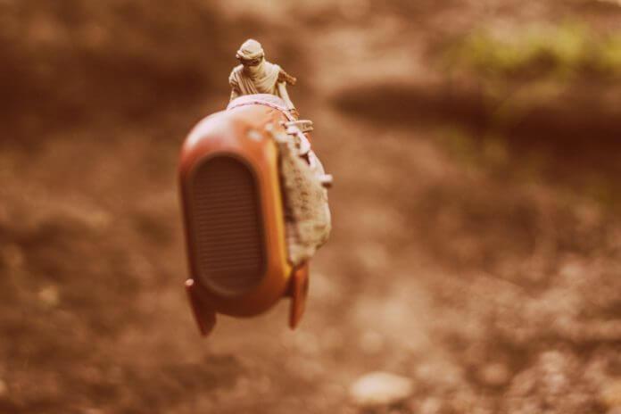Hasbro presenta a los finalistas de su concurso de fotografía con juguetes de Star Wars 11