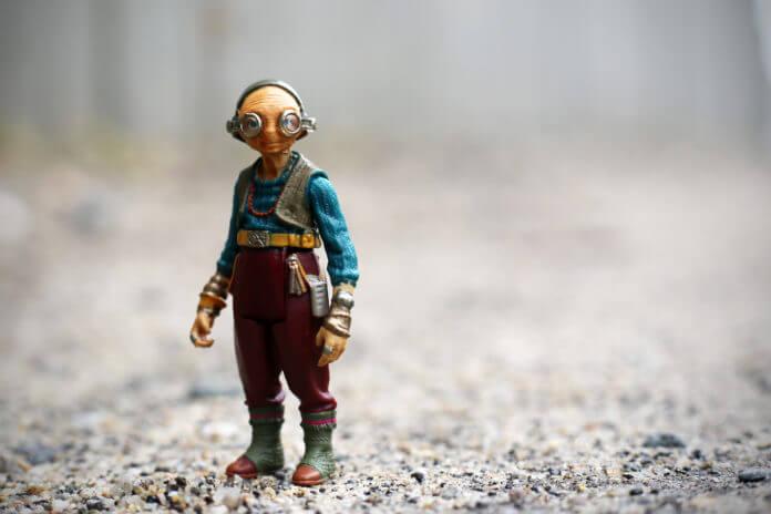 Hasbro presenta a los finalistas de su concurso de fotografía con juguetes de Star Wars 12