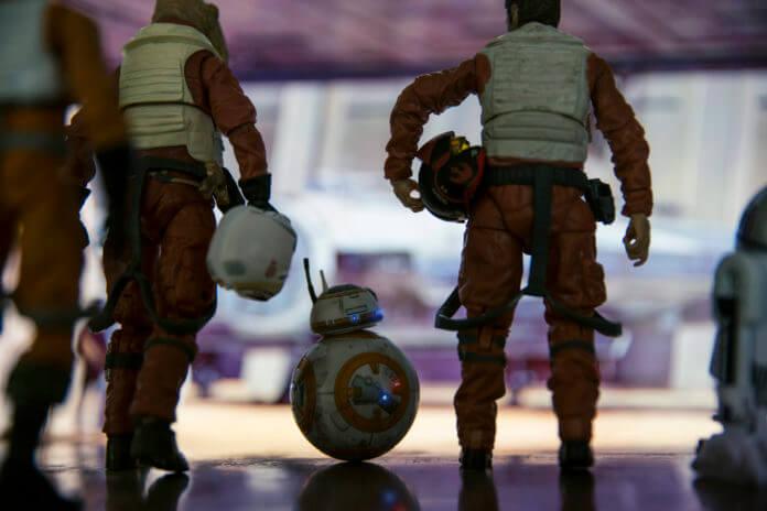 Hasbro presenta a los finalistas de su concurso de fotografía con juguetes de Star Wars 14