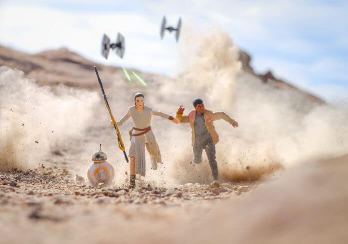 Hasbro presenta a los finalistas de su concurso de fotografía con juguetes de Star Wars 15