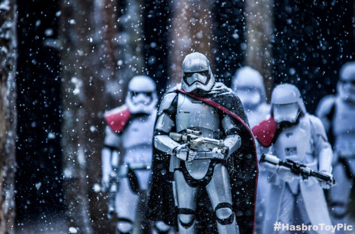 Hasbro presenta a los finalistas de su concurso de fotografía con juguetes de Star Wars 16