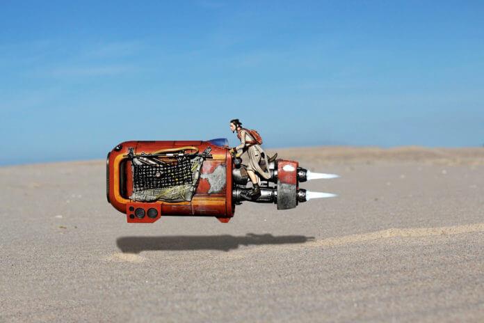 Hasbro presenta a los finalistas de su concurso de fotografía con juguetes de Star Wars 18