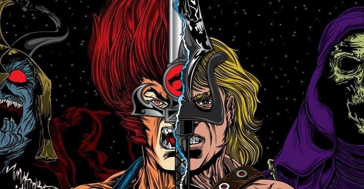 He-Man y los Thundercats se unen en un nuevo crossover de DC Comics