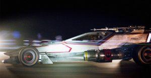 Hot Wheels crea un vehículo inspirado en La Guerra de las Galaxias