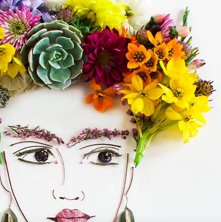 Ilustraciones botánicas Las particulares obras artísticas que te sorprenderán 2