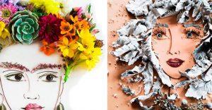 Ilustraciones botánicas: Las particulares obras artísticas que te sorprenderán