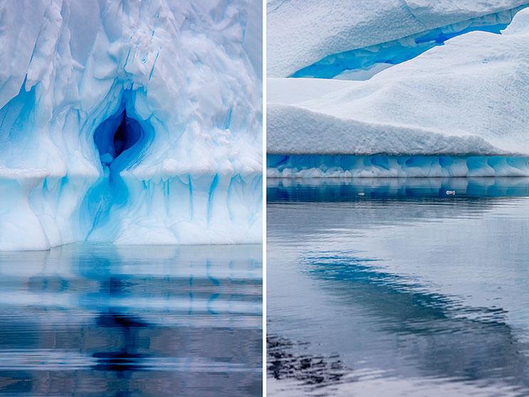 Imágenes impresionantes de un viaje en la Antártida 7