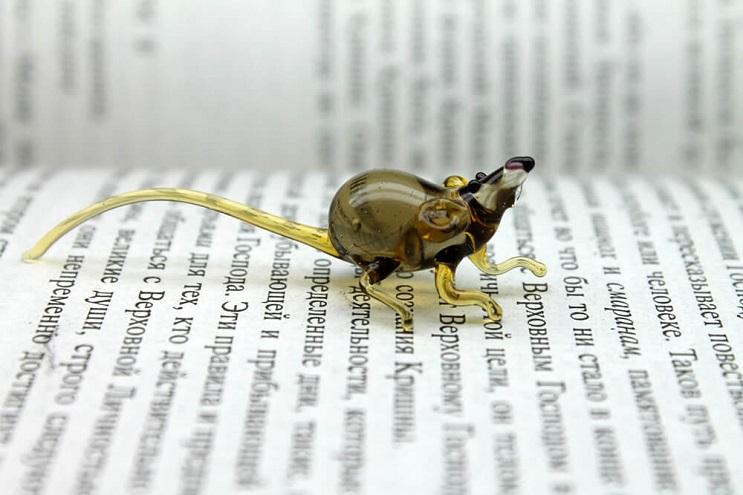 Impresionantes animales hechos de vidrio soplado 08