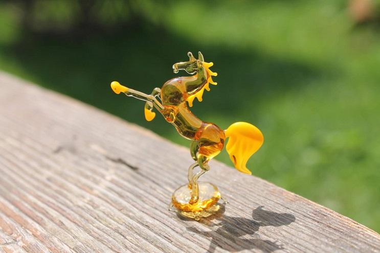 Impresionantes animales hechos de vidrio soplado 21