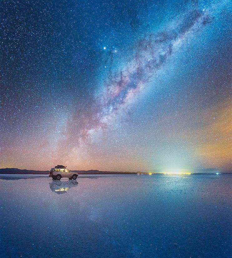 Incomparable fotógrafo ruso captura la esencia de la Vía Láctea 2