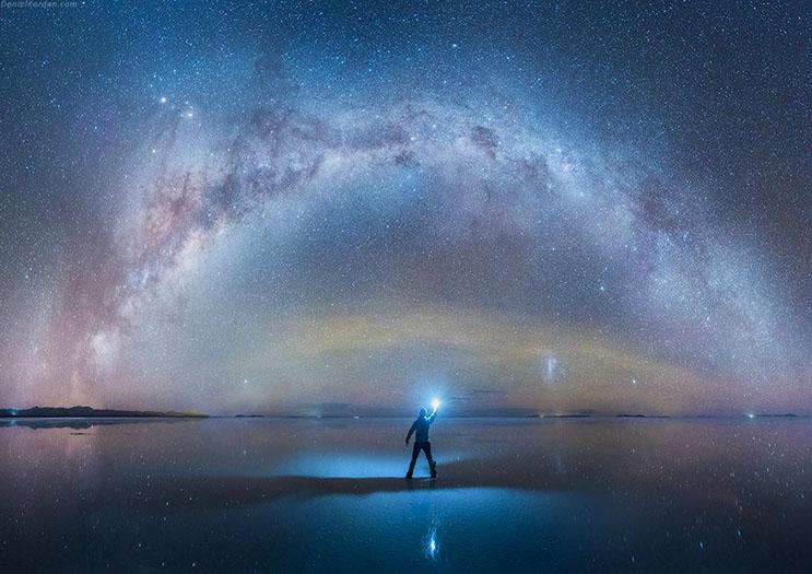 Incomparable fotógrafo ruso captura la esencia de la Vía Láctea 3
