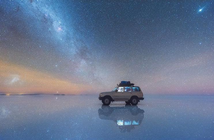 Incomparable fotógrafo ruso captura la esencia de la Vía Láctea 4