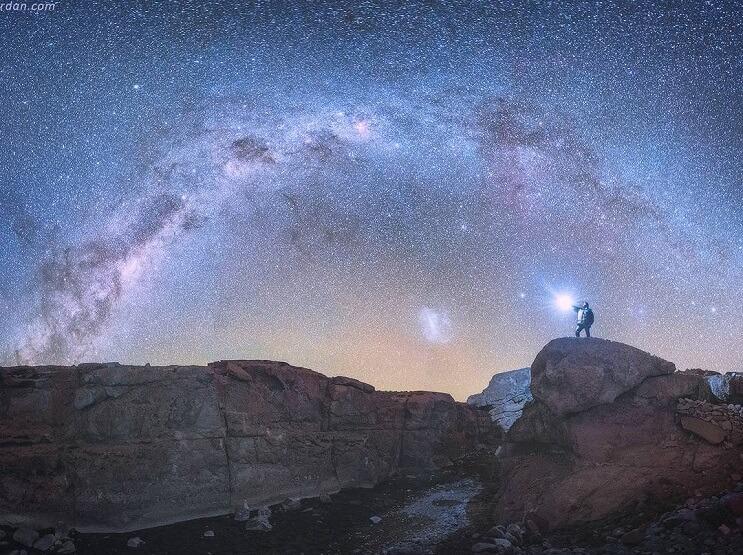Incomparable fotógrafo ruso captura la esencia de la Vía Láctea 5
