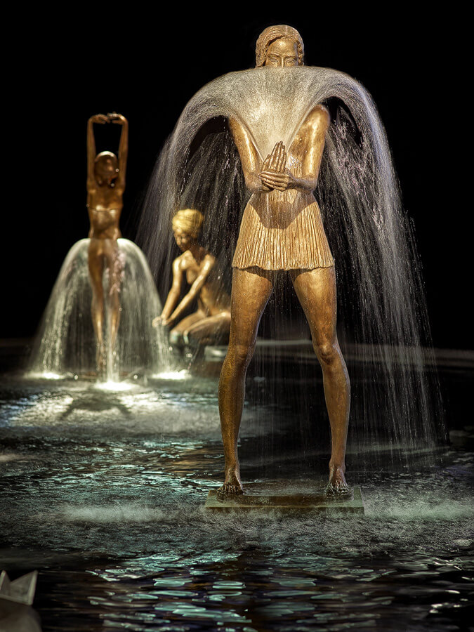 Increíbles esculturas que guardan un secreto lleno de arte 01