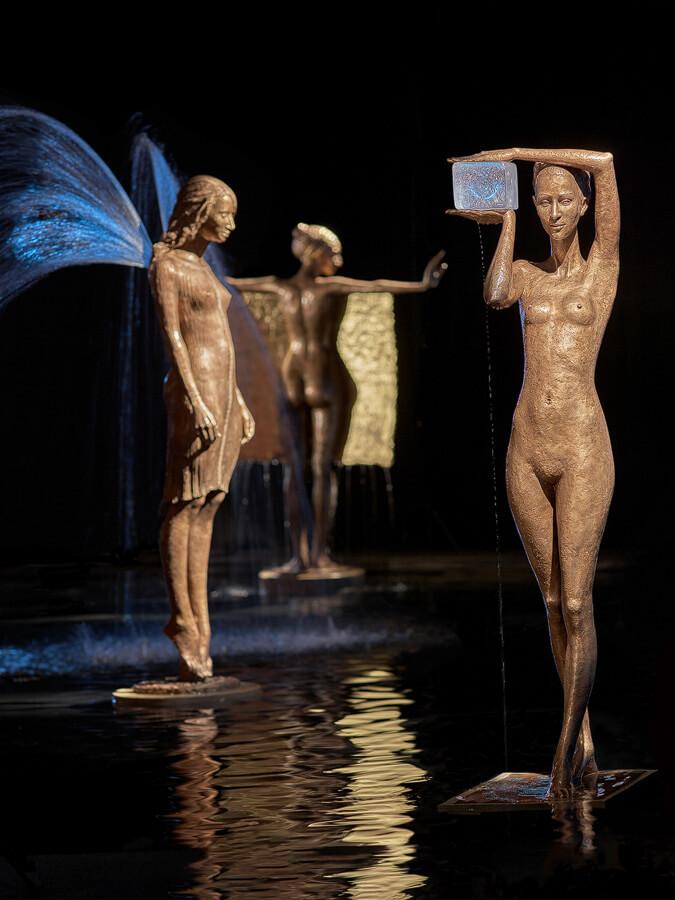 Increíbles esculturas que guardan un secreto lleno de arte 03