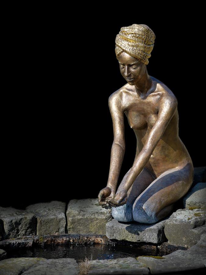 Increíbles esculturas que guardan un secreto lleno de arte 07