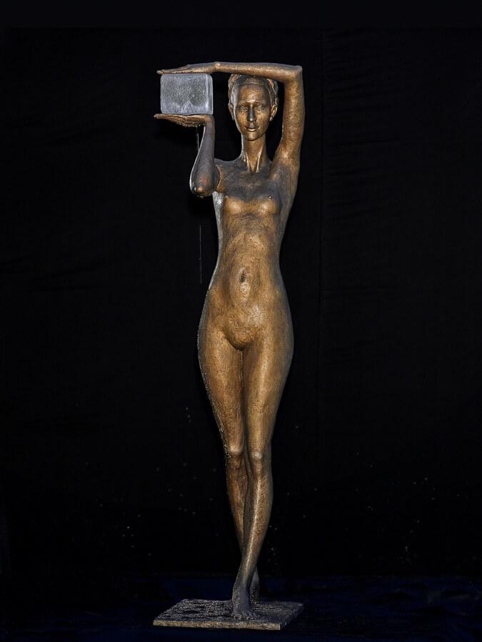 Increíbles esculturas que guardan un secreto lleno de arte 12