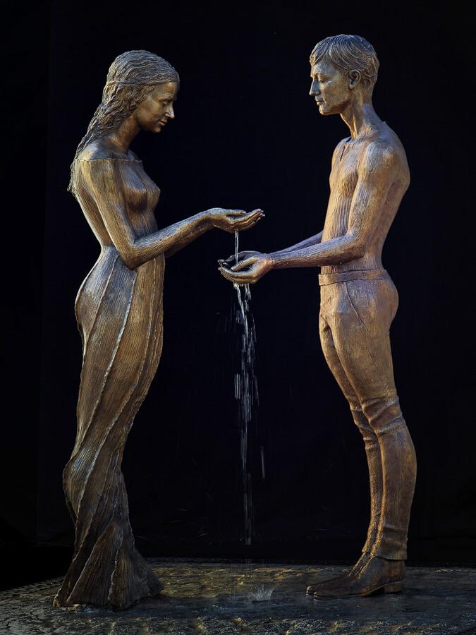 Increíbles esculturas que guardan un secreto lleno de arte 15