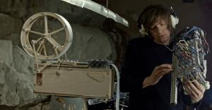 Increíbles instrumentos musicales creados a base de máquinas
