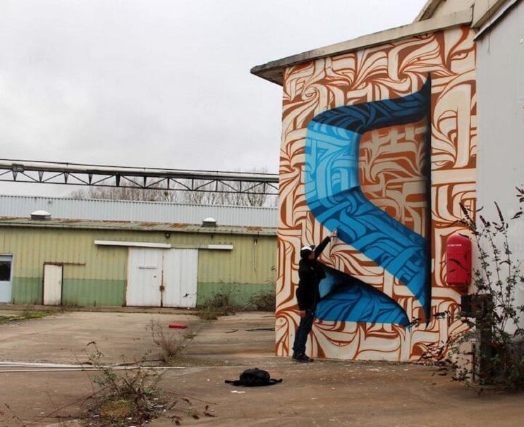 Increíbles murales que te llevarán otro universo 08