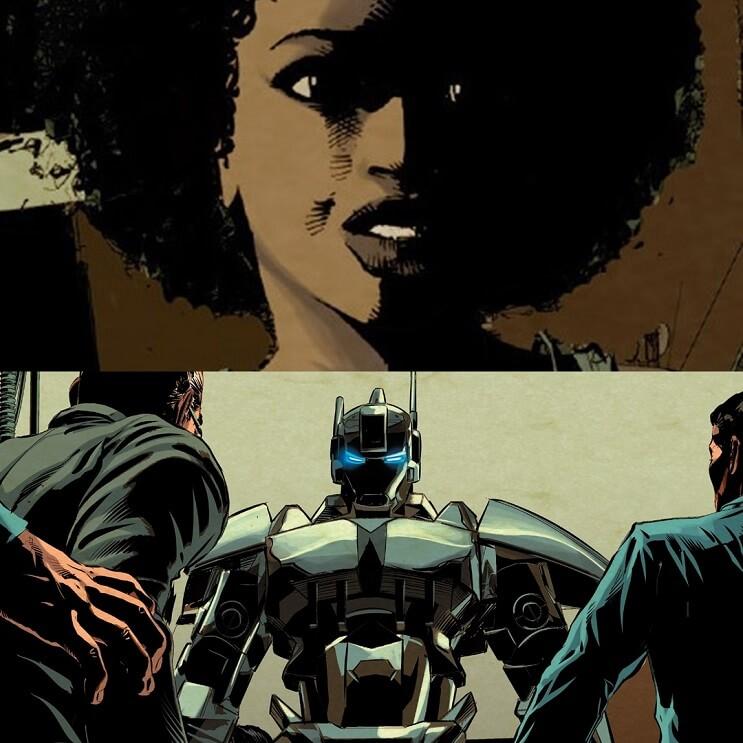 Joven, mujer y negra así será el próximo personaje que vista el traje de Iron Man 2