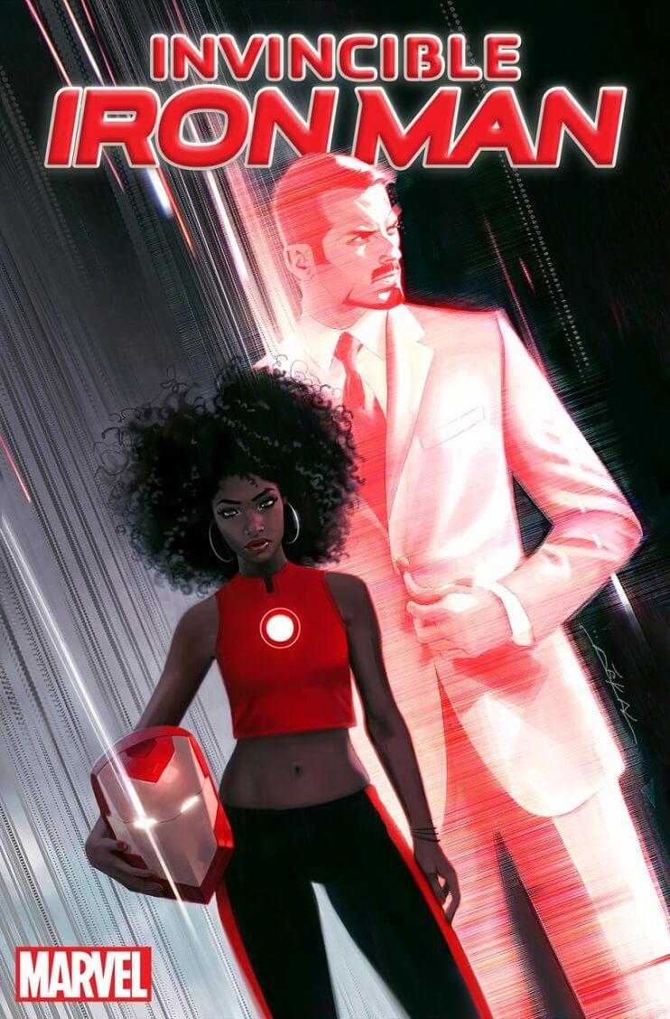 Joven, mujer y negra así será el próximo personaje que vista el traje de Iron Man - Riri Wiliams